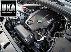 Details about 2016 BMW X3 2 0 1995CC F25N DIESEL ENGINE COMPLETE CODE:  B47D20A MILES: 34,000