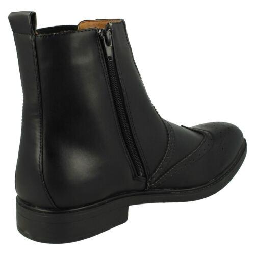 *SALE* Maverick A3050 Mens Black Casual Brogue Boots