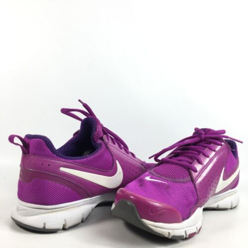 10 corsa color Sneakers da Lace Nike donna Nike viola da Sneakers Athletic Athletic Women's Up Running 10 viola Purple Running White O5OpwF