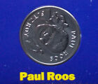 80's VFL LEGENDS MEDAL PAUL ROOS FITZROY LIONS , MEDAL ONLY,