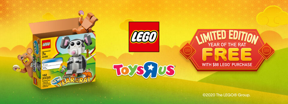 Shop Now - Score a Free Gift With LEGO® Sets*