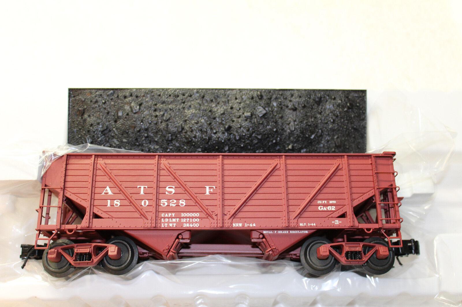 tienda de descuento 6425 Santa Fe 50 Ton guerra de emergencia vagón vagón vagón Tolva 3 FerroCocheril Nuevo En Caja  Con 100% de calidad y servicio de% 100.