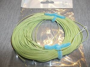 Cote-039-s-Fly-Shop-private-label-Weight-Forward-Floating-fly-line-WF5F-spring-green