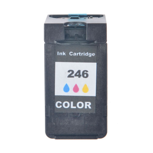 1PK CL 246XL Ink Cartridge for PIXMA MG2920 Compatible with Canon 3PK PG 245XL