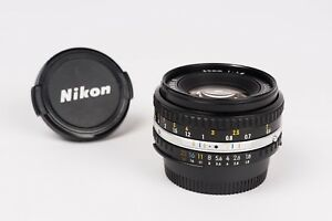 Nikon-objectif-Series-And-50MM-1-1-8-Manuel