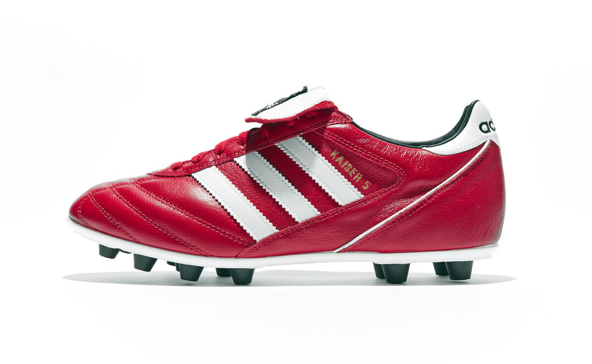 Adidas Kaiser 5 liga fg red uk9