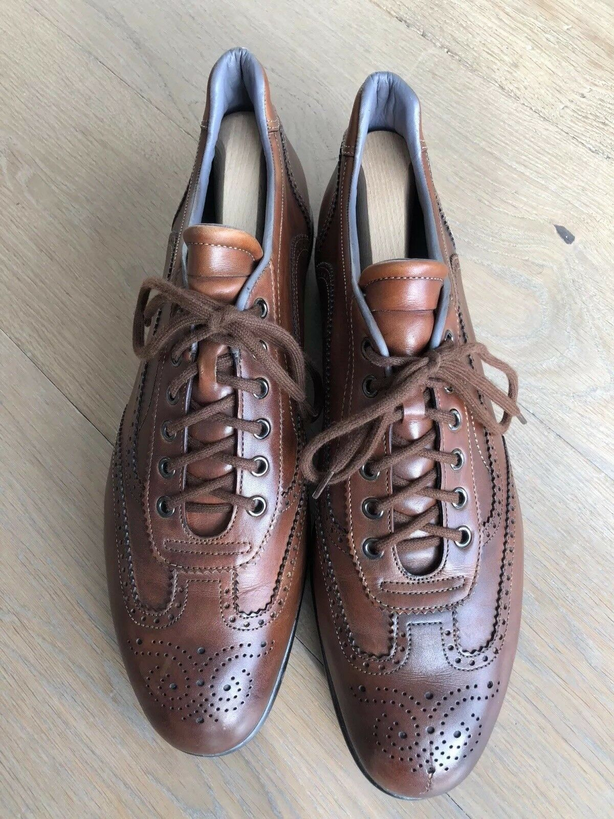 Marc O'Polo Schnuerschuhe 90123713502610920 grau Schuhe
