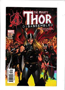 Thor-82-NM-9-2-Marvel-Comics-Ragnarok-pt3-Avengers-Disassembled-2004