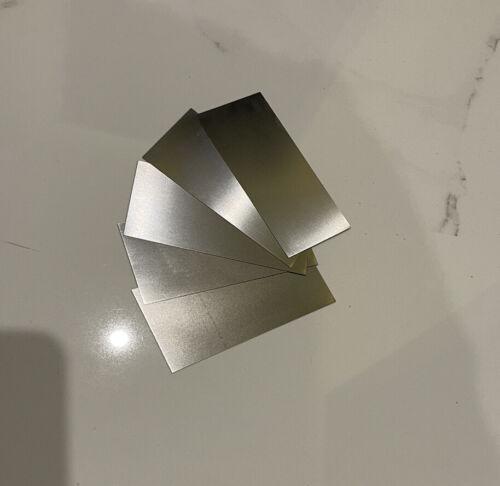 Ressort Télémètre 0,2mmx45x100mm 5 morceaux