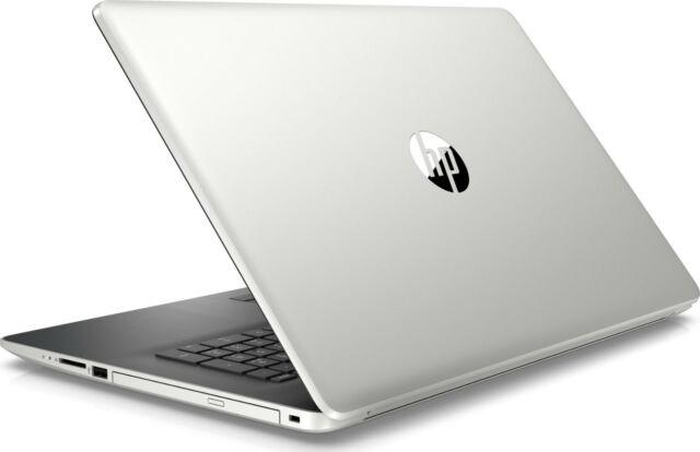HP 17 17t Silver Laptop PC 17.3