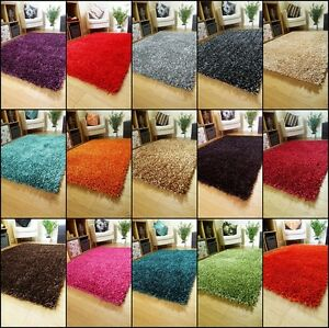 Image Is Loading LARGE SMALL SPARKLE RUGS SPAGHETTI RUNNERS THICK SHINY