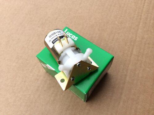 LUCAS MGB Midget électrique 12 V Lave-Glace Pompe GWW125 BS2-2