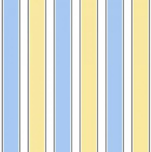 Susybee-Stripes-Blue-White-Yellow-Premium-100-cotton-fabric-by-the-yard