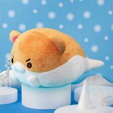 NEW FuRyu Hamster Seal Big DX Stuffed 43cm Plush Official AMU-PRZ7927 US Seller