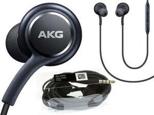 GENUINE AKG Earphones Headphones Handsfree Samsung Galaxy S8 S9 S10 Plus Huawei