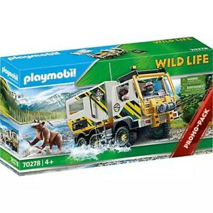 Camion-d-039-expedition-PLAYMOBIL-70278