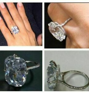 Expensive Celebrity Engagement Ring Kim Kardashian Inspired Engagement Ring Ebay