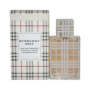 Burberry Brit Women Edt Spray 1 Oz 30 Ml For Sale Online Ebay