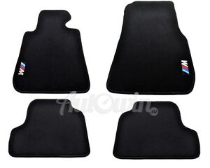 Bmw 2 Series F22 Winter Floor Mats With Rubber Background M Logo Lhd New Ebay