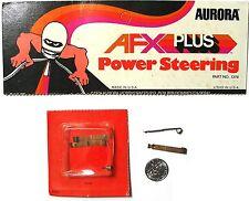 1974 Aurora AFX Magnatraction T-Jet Power Steering PICK UP SHOEs USA Hop Up 1378