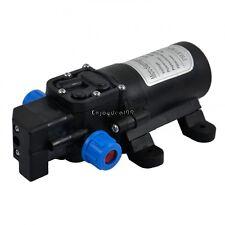 12V 60W 5L/Min Boat Caravan High Pressure water Pump Diaphragm Self priming new