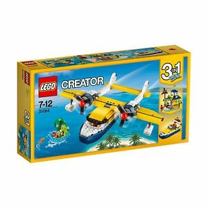 BRAND-NEW-LEGO-CREATOR-3-IN-1-ISLAND-ADVENTURES-31064
