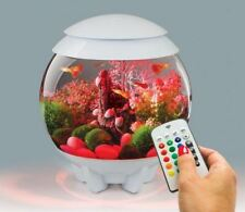 Pet Supplies Aquariums & Tanks Learned Biorb Halo 15l White Mcr Colour Remote Led Aquarium Bowl Fish Tank Coldwater