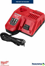 Milwaukee M12 - M18 Multi Fast Charger M12-18FC