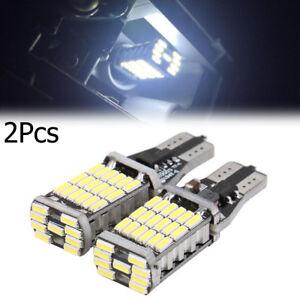 2x-T15-W16W-45-SMD-4014-Error-libre-Canbus-LED-coche-reverso-reverso-bombilla