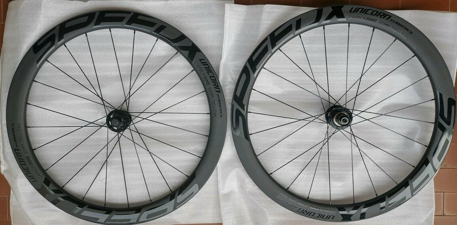 Wheel Pair Road brake disk ( ant  and Post' ' 50mm) Full Carbon [Shimano]  fashion mall