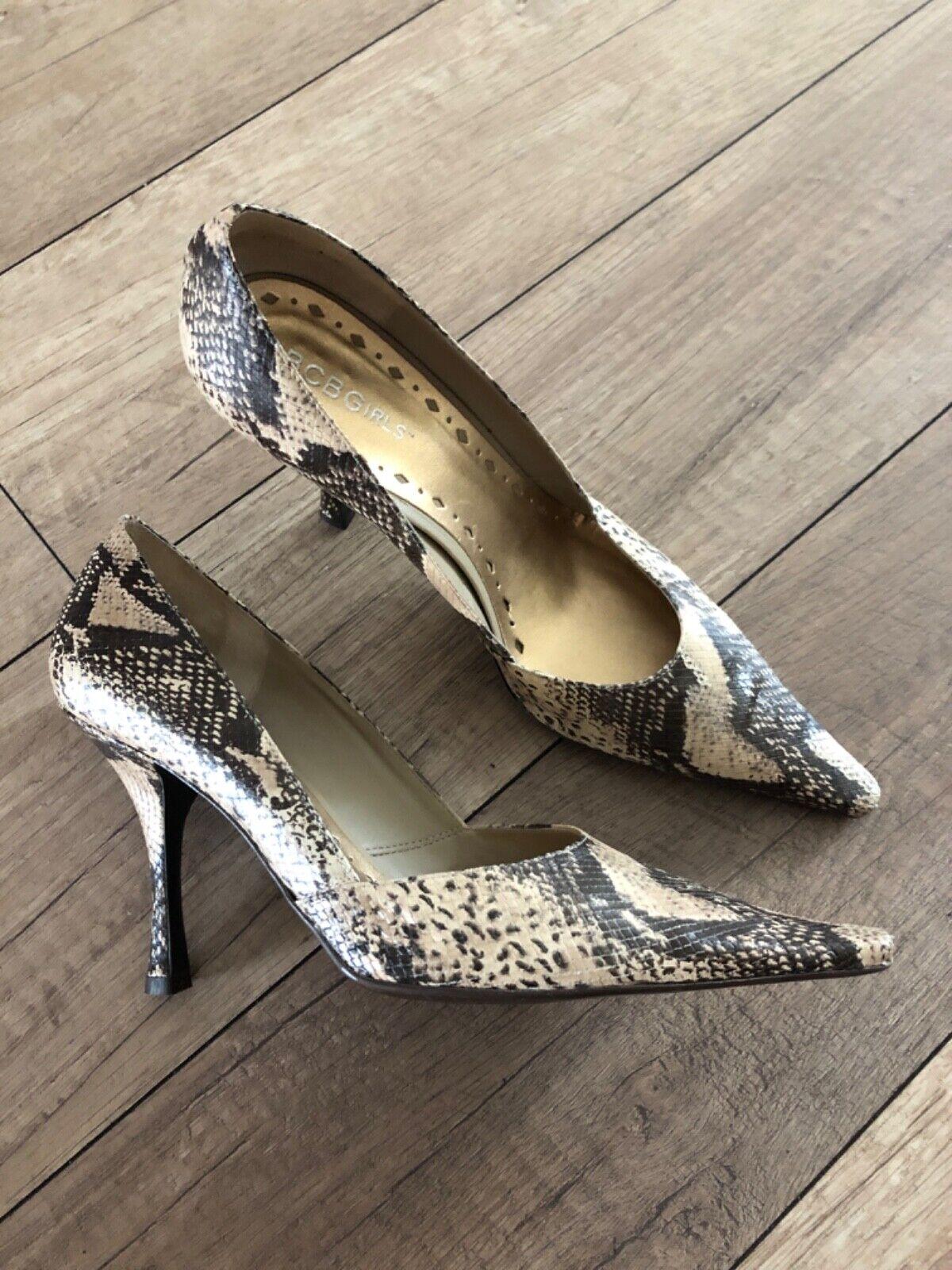 BCBG high heels