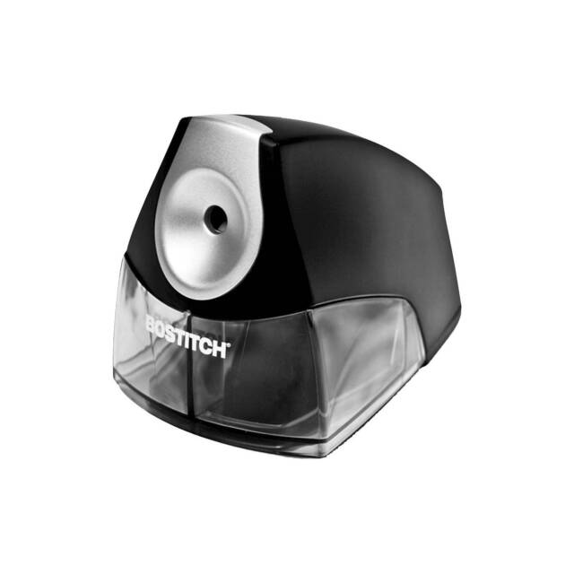EPS4-BLACK Bostitch Personal Electric Pencil Sharpener Black