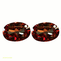 1.65ct Amazing Oval Cut 6 X 4 Mm 100% Natural Aaa Color Change Garnet