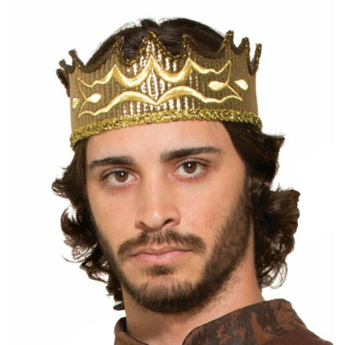 Medieval King Crown Gold Game Of Thrones Royal Regal Renaissance Queen
