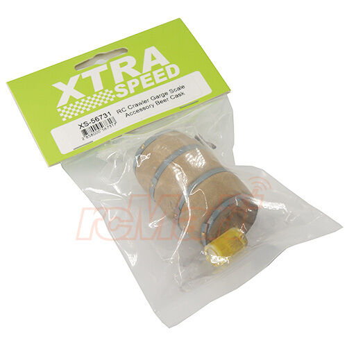 Xtra Speed Beer Cask Garage Scale Accessory EP 1:10 RC Car Crawler #XS-56731