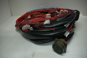 wiring harness branched main 1 front susv m973 hagglunds 6150 01 rh ebay co uk Engine Wiring Harness Trailer Wiring Harness