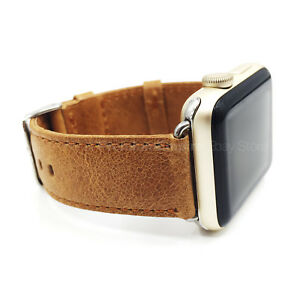 Vintage-Genuine-Leather-Apple-Watch-Band-Strap-for-38mm-42mm-Series-1-2-3