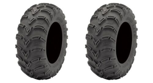 ITP Mud Lite AT Tire Size 25x8-12 Set of 2 Tires ATV UTV
