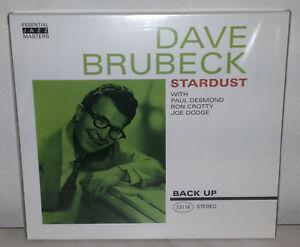 CD-DAVE-BRUBECK-STARDUST-NUOVO-NEW