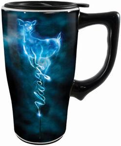Harry Potter Ceramic Travel Coffee Mug: Always