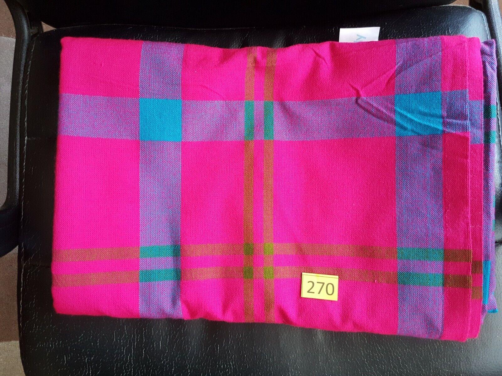 Maasai Shuka. Maasai Blankets . #270 Masai Shuka. Masai Blankets