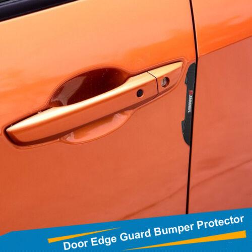 For Volkswagen Tiguan Car Side Door Edge Guard Bumper Trim Protector Stickers