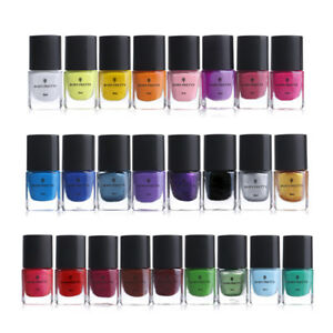 BORN-PRETTY-6ml-Stampigliatura-Smalto-per-Unghie-Nail-Stamping-Polish-for-Piatti