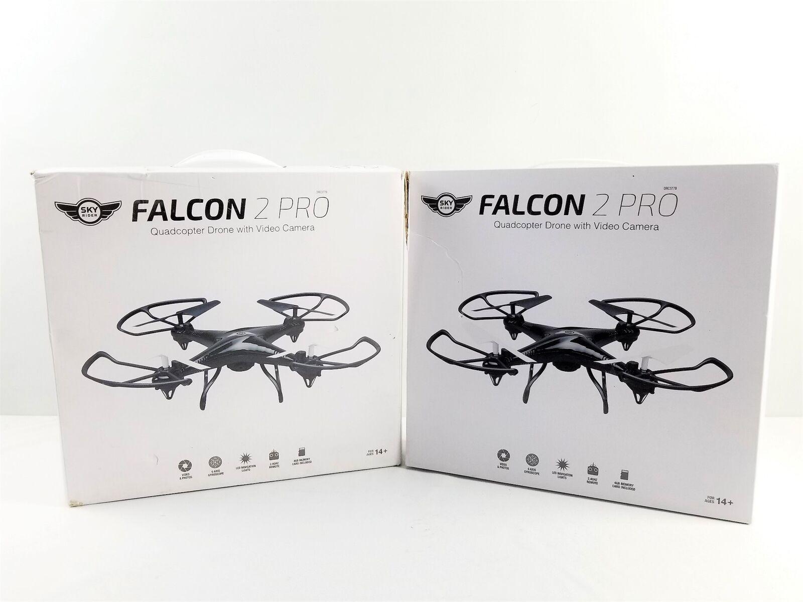 Dos Sky Rider Falcon 2 Pro Cuadricóptero drones piezas