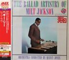 The Ballad Artistry of Milt Jackson 0081227971311 CD