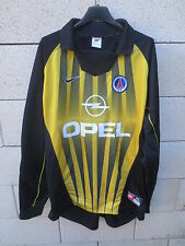 VINTAGE Maillot PARIS PSG n°1 goal shirt NIKE collection football trikot maglia