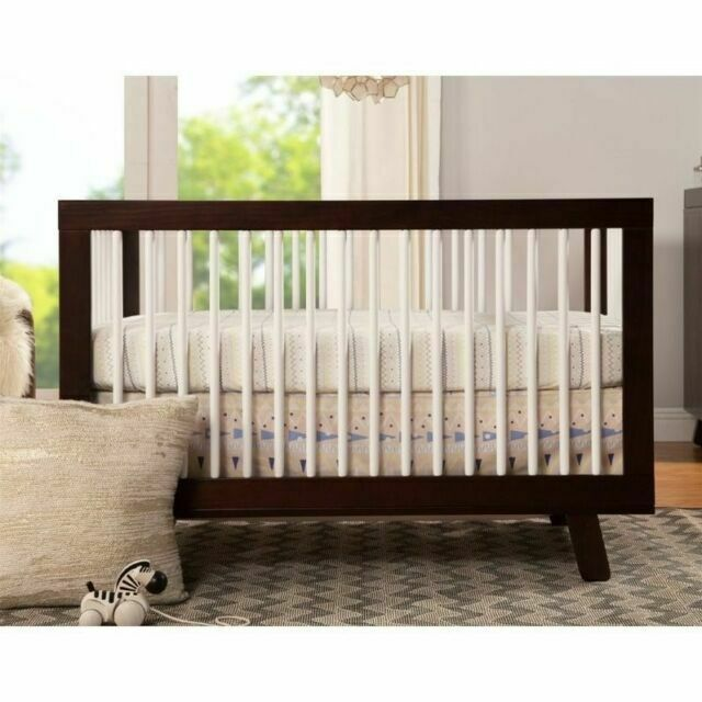 Babyletto M4201W Hudson 3-in-1 Convertible Crib With Toddler
