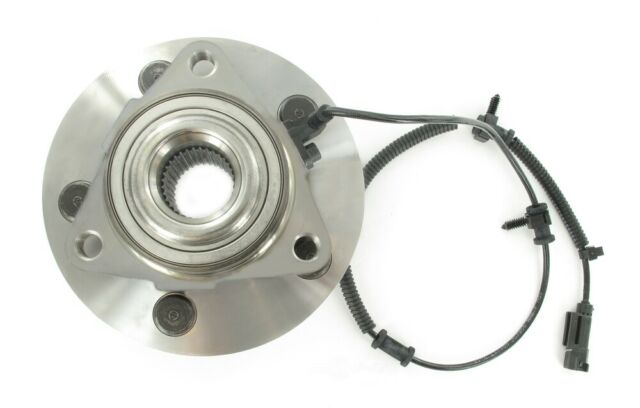 Wheel Bearing and Hub Assembly Front SKF BR930808