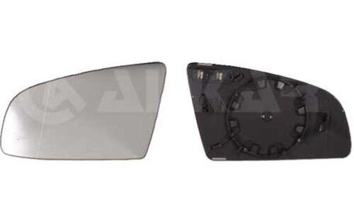 ALKAR Cristal de espejo retrovisor exterior para AUDI A4 A3 A6 6423503