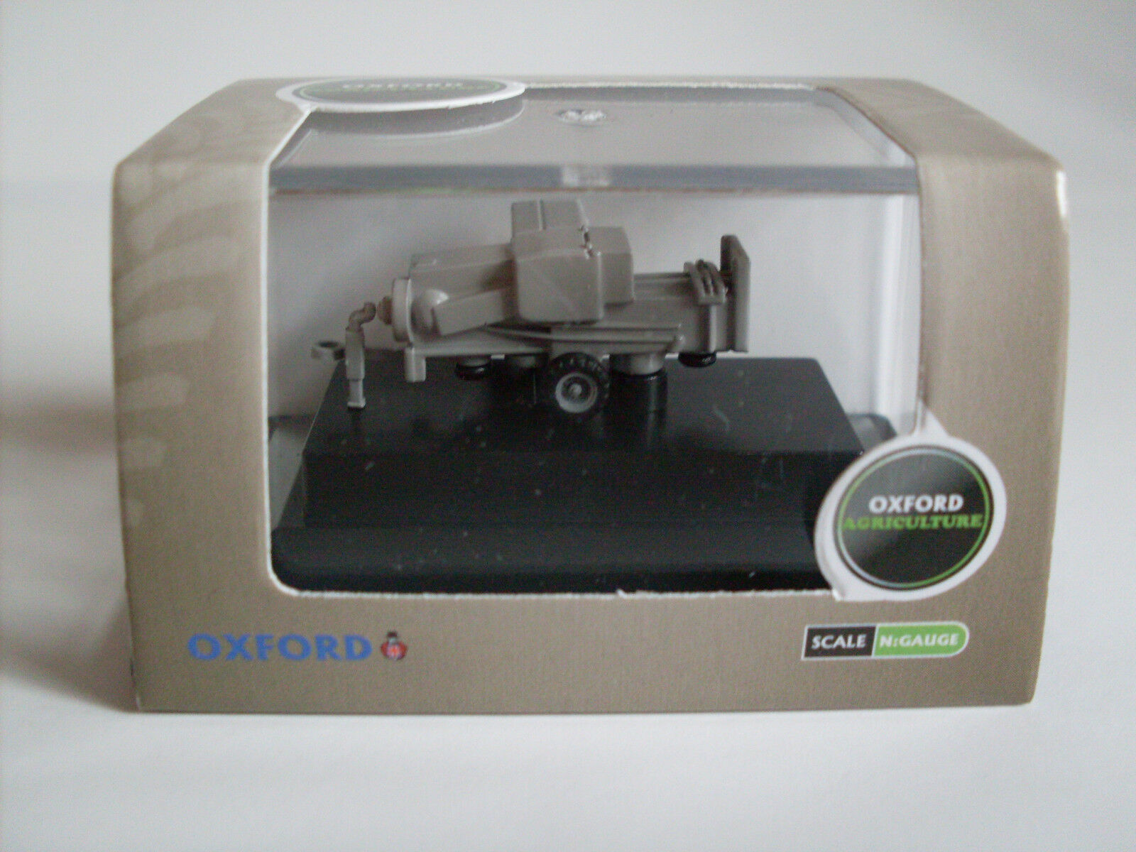 Trailer farming baler, N Gauge, Oxford Model 1 148